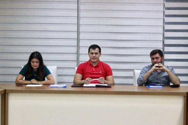 Ak Partili Gençlerden Demokrasi Bildirisi