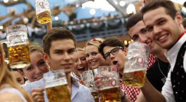 Almanya alkol sınırını aştı