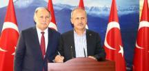 Bakan Turhan: Yatırımlarımız Sürat Kesmeden Devam Ediyor