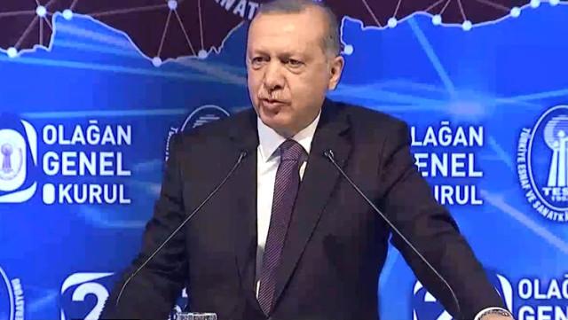Başkan Erdoğan: Dün Akşam İmzaladım, Döviz Konusunu Kökten Çözüyoruz