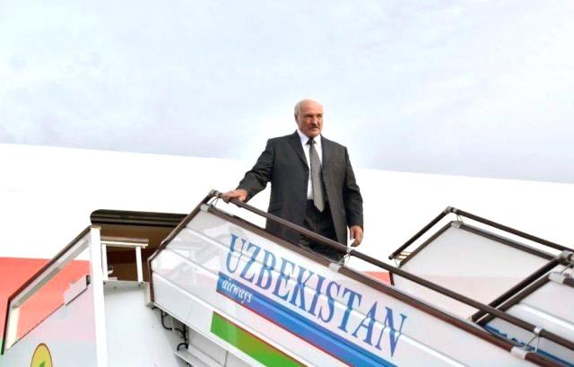 Belarus'tan Özbekistan'a Cumhurbaşkanı Düzeyinde İlk Ziyaret
