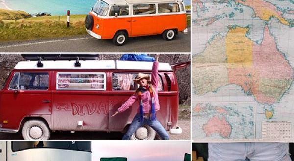 Bir hippi seyahat rehberi : Organik gezi için 5 us