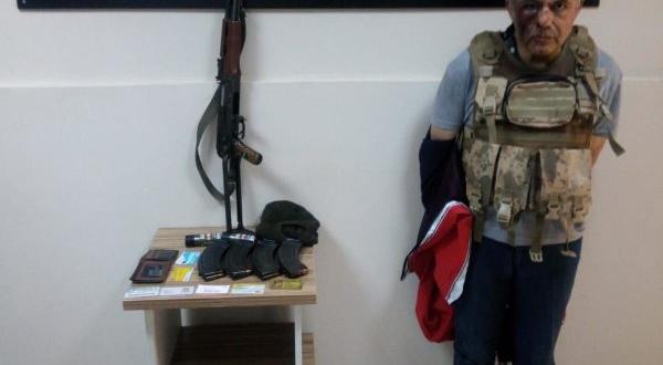 Bursa'da gelin arabalı soygun girişimi