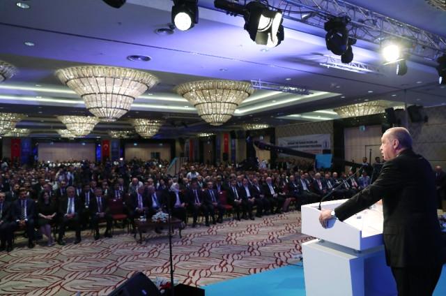 Cumhurbaşkanı Erdoğan: 'Bu Dönemde Döviz Bahanesiyle Dolarizasyonla Sattıkları Ürüne Hiç Alakası...
