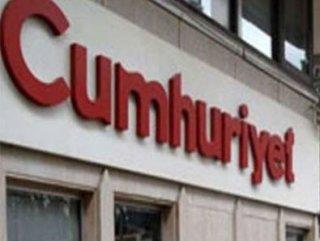 Cumhuriyet gazetesinde istifalar