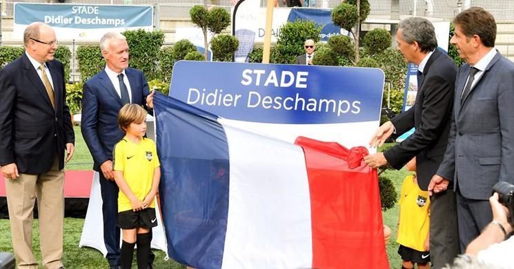 Deschamps'ın Gurur Günü!