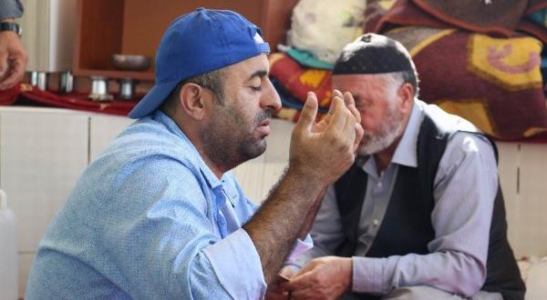 Diyarbakır 'daki ziyaret yeri ziyaretçi akınına uğruyor