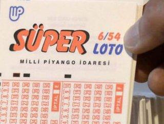 Süper Loto devretti: 6 milyon 722 bin 172 lira