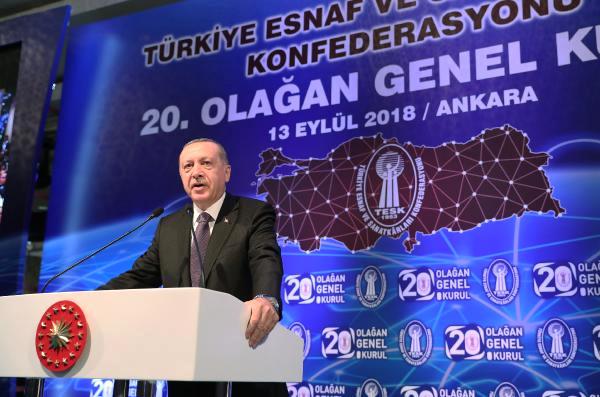 Erdoğan: Faiz Konusundaki Hassasiyetim Aynı //fotoğraf