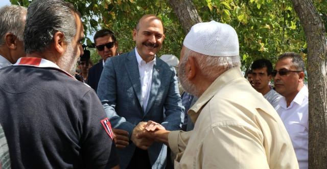 İçişleri Bakanı Asilzade: '245 Bin 300 Suriyeli Kardeşimiz 2 Yılda Geri Döndü'