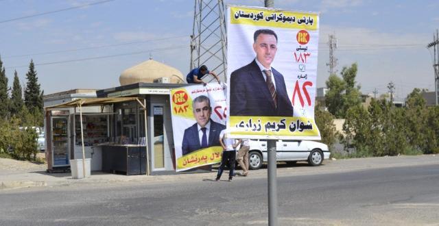 Ikby'de Seçim Kampanyası Başladı