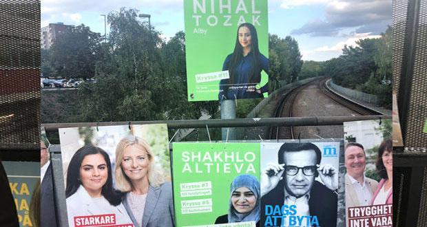 İsveç'te Heyecan Dorukta: Yarınki Seçimde 40 Türkiye Kökenli Namzet da Yarışacak