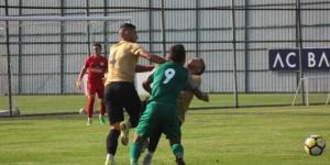 Rize de U21 Maçının Faturası Ağır Oldu