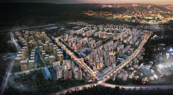 Sur Yapı Antalya 'da 450 bin metrekarelik imalatı tamamladı