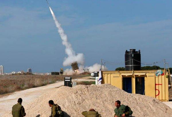 Suudi Arabistan İsrail'den hava savunma sistemi aldı