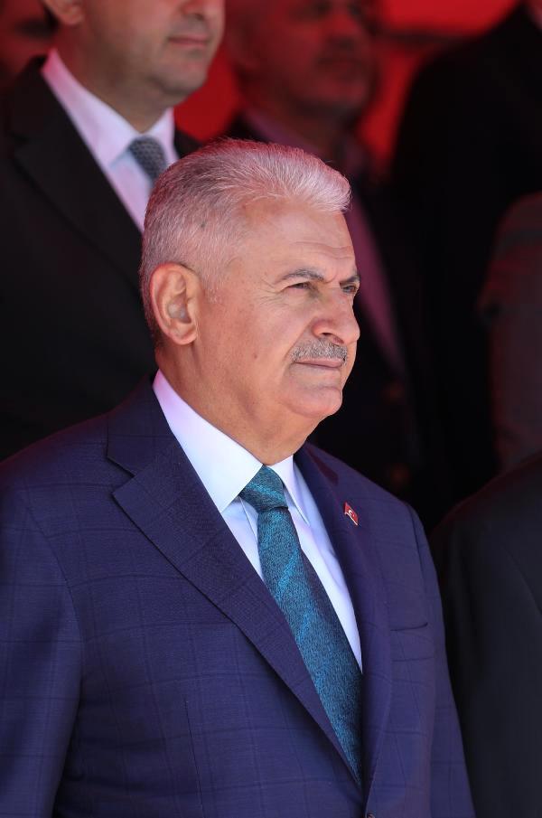 TBMM Başkanı Yıldırım: Türkiye'nin Büyümesine Hiçbir Güç Engel Olamayacak //fotoğraf
