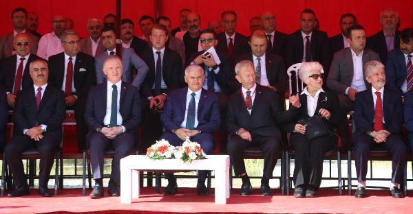 TBMM Başkanı Yıldırım: Türkiye'nin Büyümesine Hiçbir Güç Engel Olamayacak