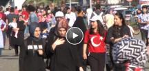Türk Yıldızları ndan Rize de Nefes Kesen Gösteri