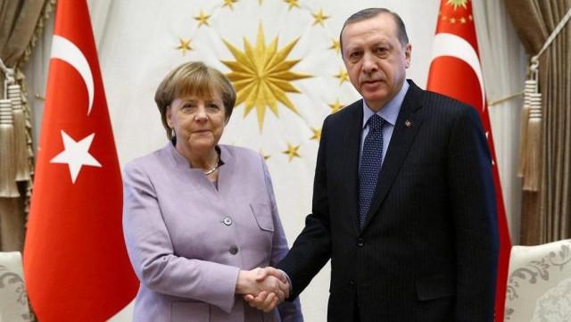 Türkiye ile Almanya Arasında 35 Milyar Euroluk Dev Anlaşma!
