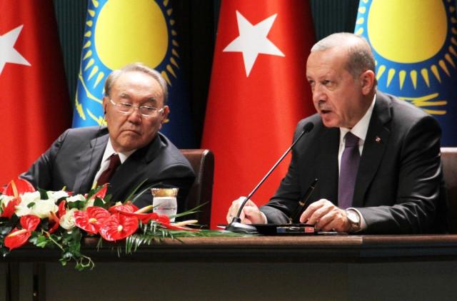 Türkiye ile Kazakistan Arasında Anlaşmalar İmzalandı