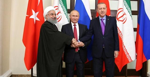Türkiye, İran ve Rusya, Yerel Para Birimleriyle Ticaret Yapmak İçin Mutabakata Vardı