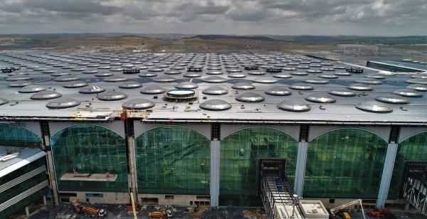 Üçüncü Havalimanı'nın taşımacılık ihalesi iptal edildi
