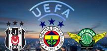 UEFA Avrupa Ligi 'nde Temsilcilerimizin Rakipleri Muhakkak Oldu!