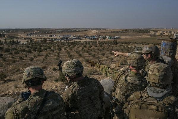 US is increasing its military presence in Syria