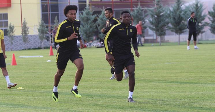 Yeni Malatyaspor'da Beşiktaş Mesaisi!