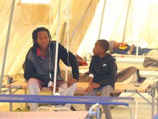 Zimbabve'de koleradan ölenlerin sayısı 21 oldu