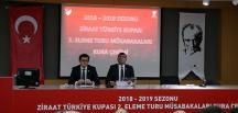 Ziraat Türkiye Kupası 'nda da 2. Tur Eşleşmeleri Belirlendi!