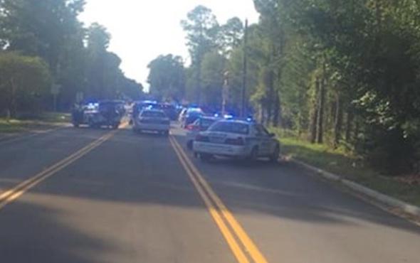 ABD'de silahlı saldırı: 1 polis öldü, 6 polis yaralandı