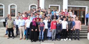 Çayeli Belediyesi Başarılı Öğrencileri 4. Kez Marmaris e Gönderdi