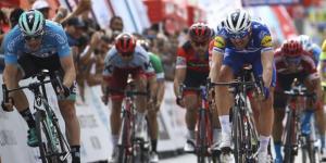 Cumhurbaşkanlığı Türkiye Bisiklet Turu'nun üçüncü etabı tamamlandı