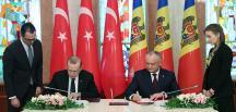 Moldova ile Türkiye arasında Stratejik Ortaklık Açıklaması imzalandı