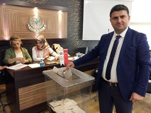 Rize Barosu'nda Avukat Ümit Peçe Dönemi