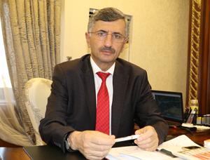 Rize Valisi Değişti. Bektaş Zonguldak'a, Karabük Valisi Rize'ye Atandı