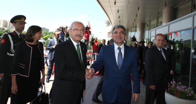 Abdüllatif Şener, Abdullah Gül'ün Referansı İle Kılıçdaroğlu'nun Yanında Gitmiş
