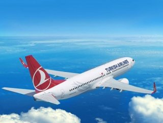 Afrika'da Türk Hava Yolları ' 54 niyet
