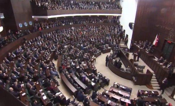 AK Parti grup toplantısı