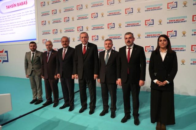 AK Parti'nin Kastamonu Belediye Başkan Adayı Tahsin Babaş Oldu