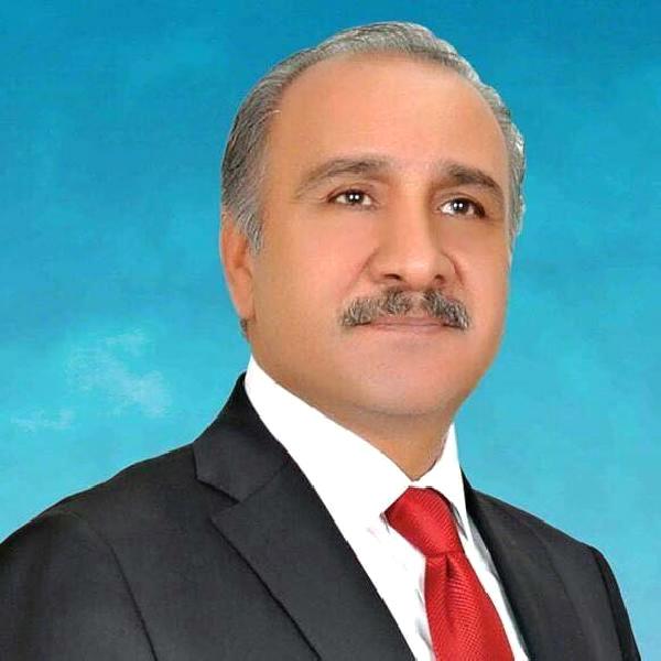 AK Parti'nin Mardin Büyükşehir Belediye Başkan Adayı Kahraman