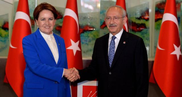 Akşener, Lokal Seçimlerde CHP'den İstanbul ve İzmir'e Karşılık Ankara'yı İstiyor