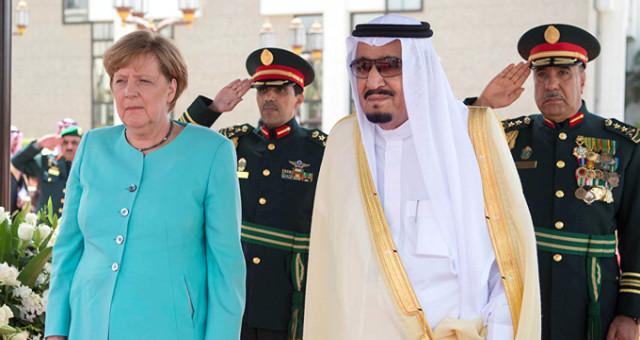 Almanya'nın Suudi Arabistan'a Silah Ambargosu Yalnızca 2 Ay Sürecek