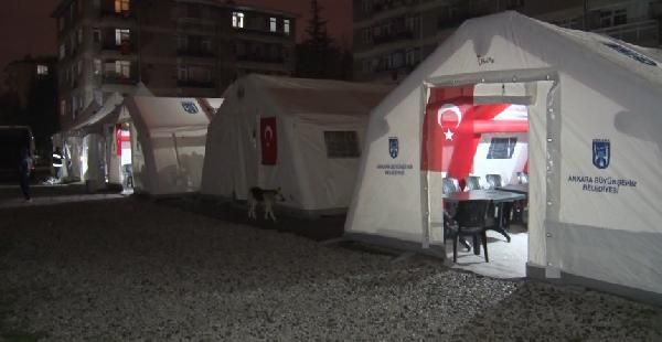 Ankara'ya şehit ateşi düştü