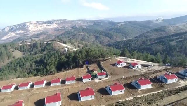 Aralıksız Göç Veren Köyde Hayata Geçirilen 'Hobi Evleri Pojesi' ile Arazi Fiyatları 82 Kat Arttı