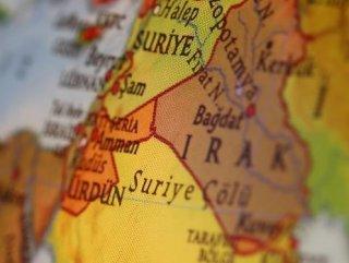 Bağdat ile Erbil arasındaki buzlar eriyor