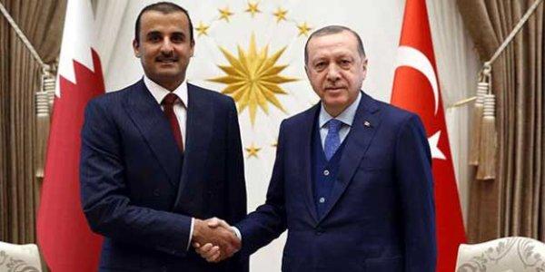 Başkan Erdoğan, Katar Emiri ile görüşecek