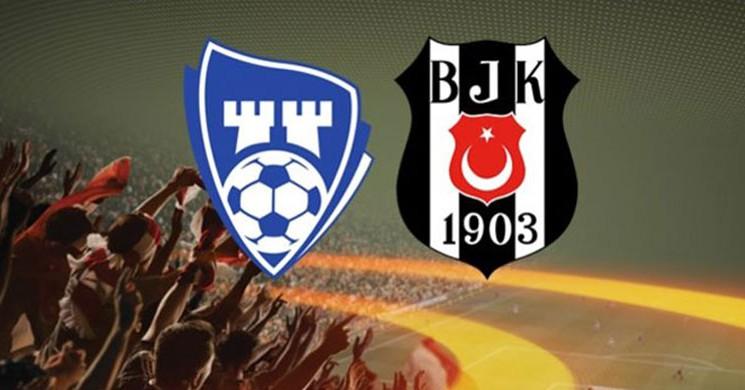 Beşiktaş, Norveç'te Galibiyet Arıyor!