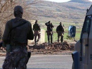 Diyarbakır'da PKK'lı teröristlere operasyon